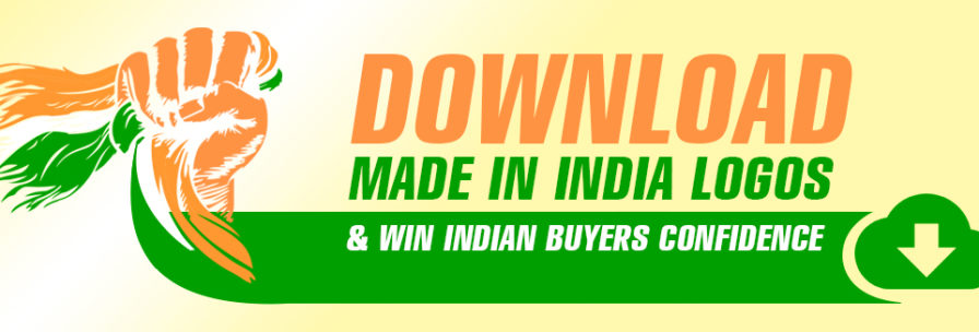 Download Made in India logos & win Indian Buyers ...