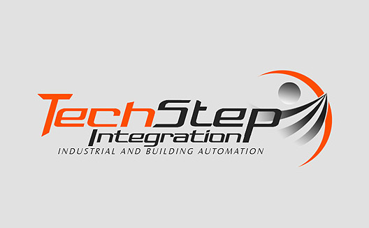 Technology logo design indian it company logo samples it business tech step it company logo design sample thecheapjerseys Image collections