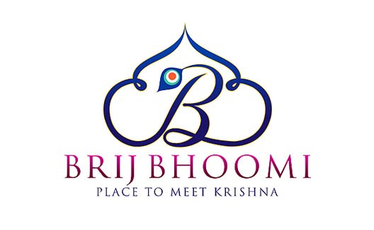 Braj Bhoomi Typical Indian Company Logo