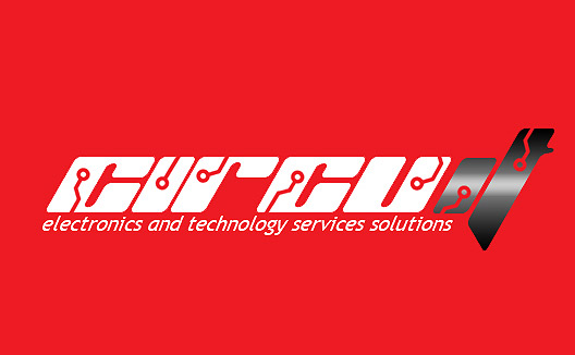 Attractive Electronic Business Logo Design