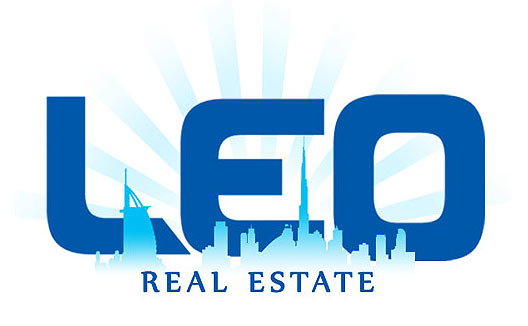Dubai Real Estate Logo Leo Real Estate Dubai Based