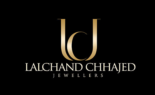Indian jewellery logo design- Lalchand Chhajed