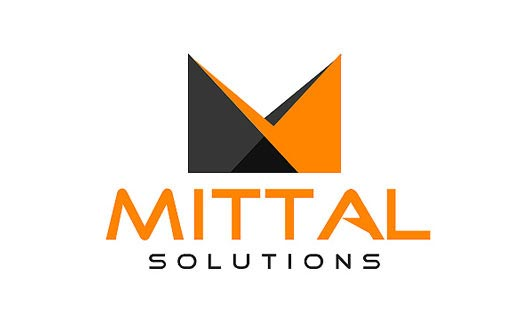Logo Designer India- Mittal Solutions