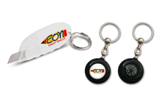Best Usable key rings by Logo People